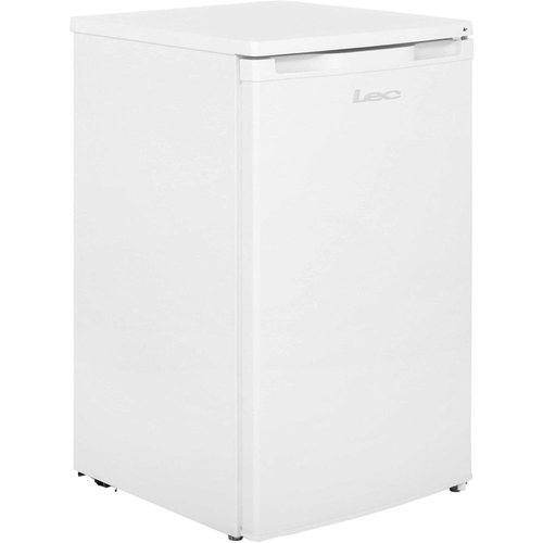LEC White 103 Litre Freestanding Under Counter Larger Refrigerator Fridge LEC White 103 Litre Freestanding Under Counter Refrigerator  - Click to view a larger image