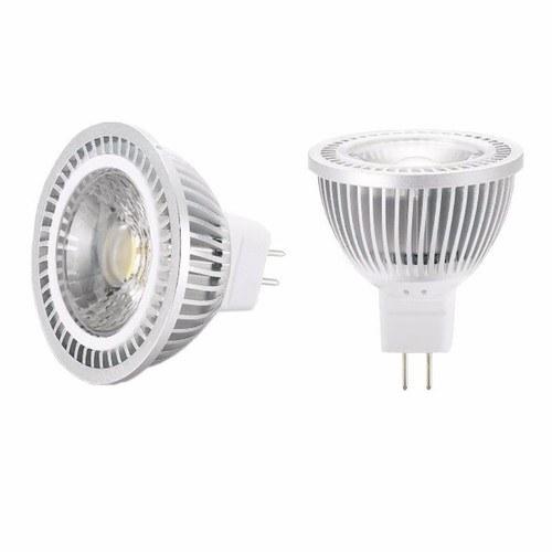 KnightsBridge 5W LED GU5.3 MR16 Bulb KnightsBridge MR16 LED Line Drawing - Click to view a larger image