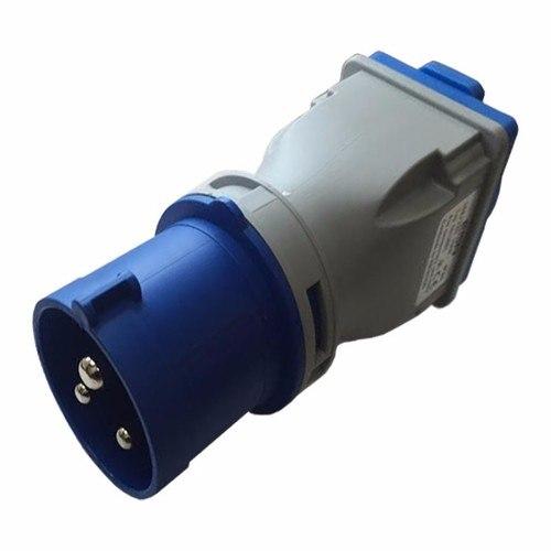 Sockets 240V 16 Amp Industrial Plug To 13 Amp Domestic Socket Converter/Adapter 68216UK