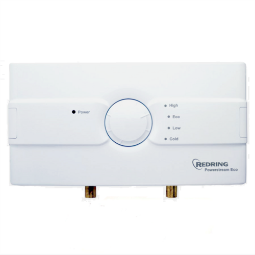 Redring Powerstream 9.5kW Eco Unvented Instant Hot Water Heater  - Click to view a larger image