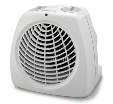 Dimplex 3kW Upright Fan Heater With Thermostat & Timer