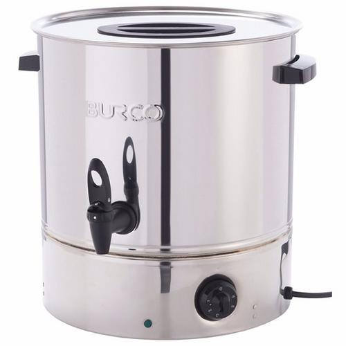 Burco 20L Electric Water Boiler - Stainless Steel | Electrical World