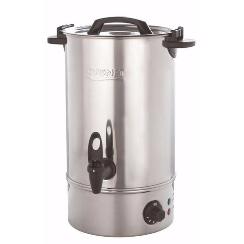 Burco Cygnet 10L Electric Water Boiler - Stainless Steel Burco Cygnet 10L Electric Water Boiler - Stainless Steel - Click to view a larger image