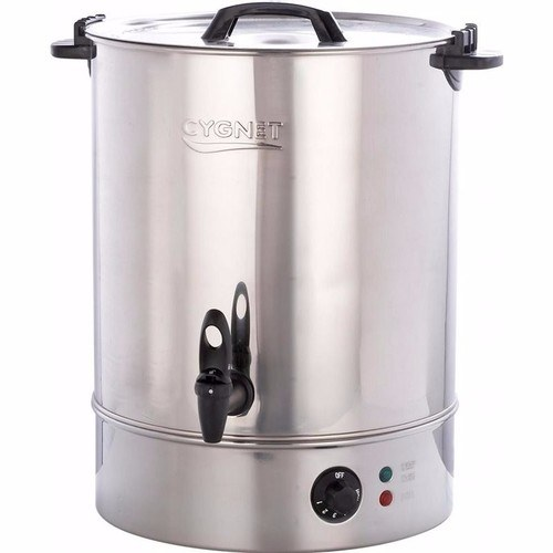 Burco Cygnet 30L Electric Water Boiler - Stainless Steel Burco Cygnet 30L Stainless Steel Electric Water Boiler  - Click to view a larger image