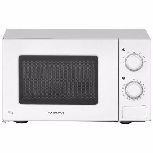 Daewoo 20 Litre White Microwave Oven Daewoo 20 Litre White Microwave Oven  - Click to view a larger image