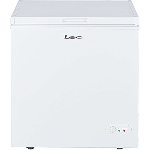 LEC 150 Litre Free Standing Small Chest Freezer LEC 150 Litre Free Standing Small Chest Freezer  - Click to view a larger image