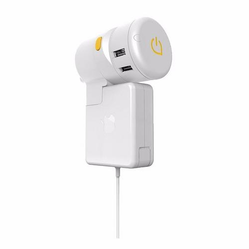 Oneadaptr TWIST PLUS+ World 4x USB & Macbook Charge Station  - Click to view a larger image