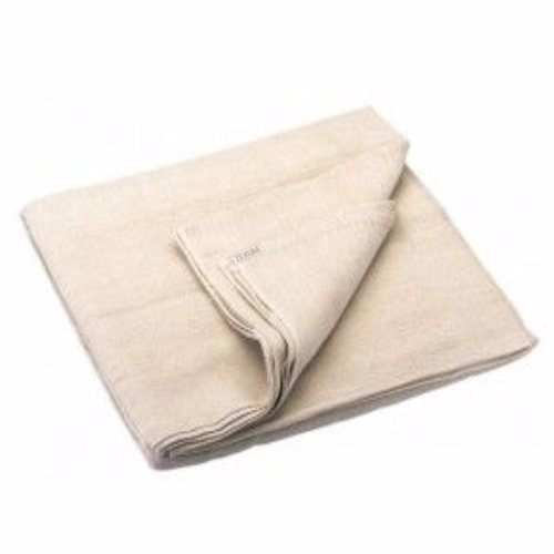 Zexum 12' x 9' Cotton Protective Painter's Dust Sheet  12 x 9 Cotton Protective Painters Dust Sheet - Click to view a larger image