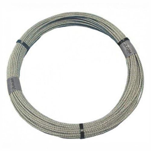 Zexum Catenary Wire Rope 3mm Steel Zexum 3mm Steel Catenary Wire Rope - Click to view a larger image