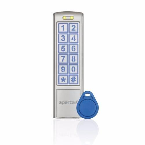 ESP Aperta EZ-TAG3 Proximity Key Tag & Keypad Door Entry System ESP Aperta EZ-TAG3 Proximity Key Tag  Keypad Door Entry System - Click to view a larger image