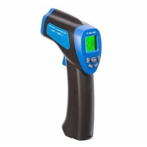 KnightsBridge Non-Contact Infrared Digital Laser Temperature Thermometer Gun Non-Contact Infrared Digital Laser Temperature Thermometer Gun,Non-Contact Infrared Digital Laser Temperature Thermometer Gun - Click to view a larger image