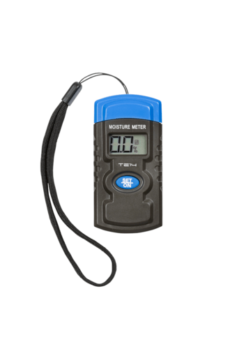 KnightsBridge Digital Moisture Meter With Strap Knightsbridge TE14 Digital Moisture Meter - Click to view a larger image