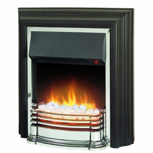 Dimplex Detroit 2kw Freestanding Optiflame Electric Fire