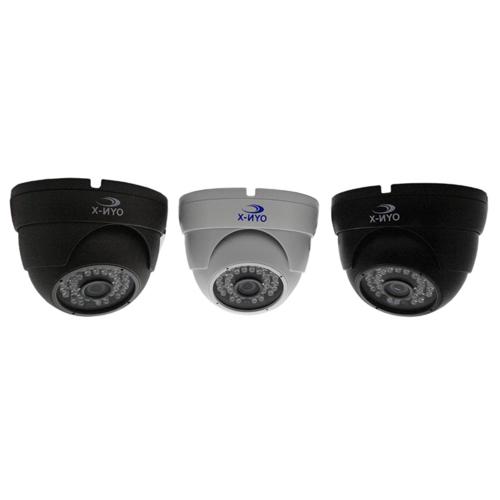 OYN-X CCTV HD TVI Dome Camera OYN-X CCTV HD TVI Dome Camera - Black - Click to view a larger image