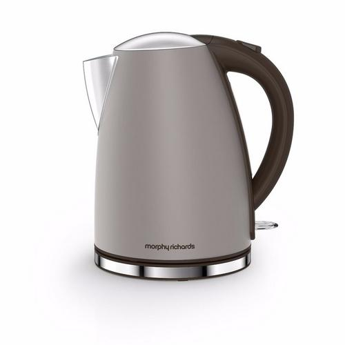 Morphy Richards Accents Jug Kettle - Pebble Morphy Richards Accents Jug Kettle - Pebble - Click to view a larger image