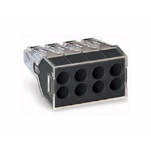 Zexum Push-In 8 Conductor Box Zexum Push-In 8 Conductor Box  - Click to view a larger image