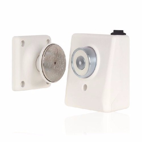ESP Fire Alarm Magnetic Door Holder With Wall Keeper Plate ESP Fire Alarm Magnetic Door Holder With Wall Keeper Plate - Click to view a larger image