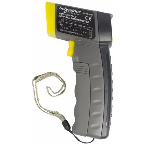 Schneider Electric Non-Contact Infrared Digital Laser Temperature Thermometer  - Click to view a larger image