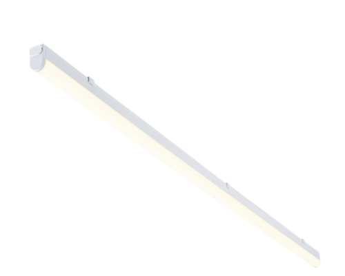 Knightsbridge 230V 4W LED Linkable Striplight 3000K 277mm