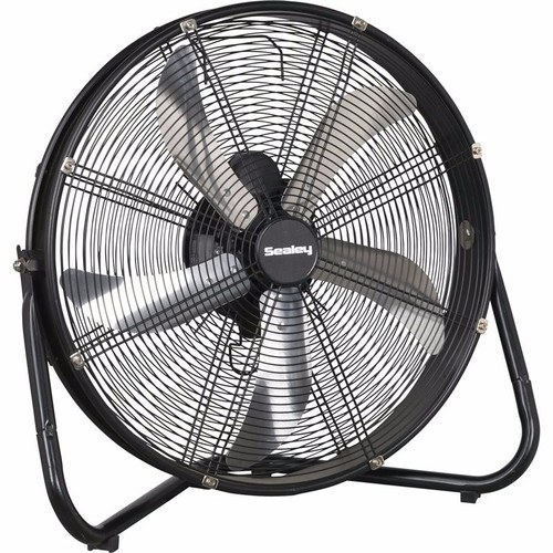 Sealey Industrial High Velocity Floor Fan 20 Sealey Industrial High Velocity Floor Fan 20 - Click to view a larger image