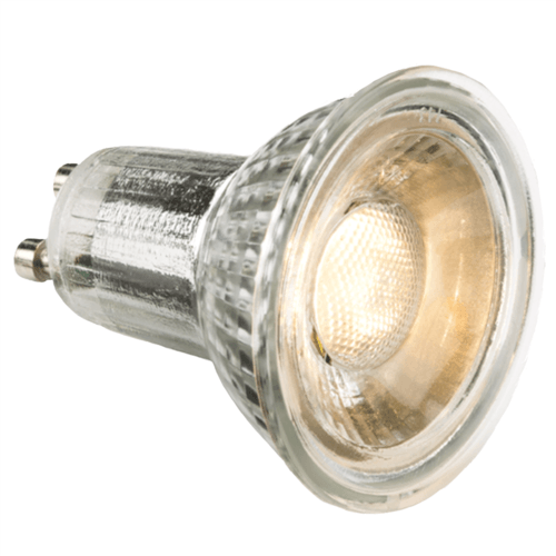 KnightsBridge 5W LED GU10 Bulb KnightsBridge 5W GU10 LED Retrofit Bulb - Click to view a larger image