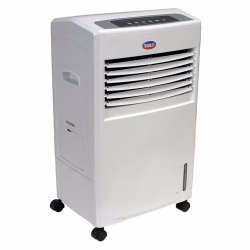 4-in-1 Air Cooler/Heater/Fan/Humidifier and Air Purifier