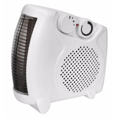 Sealey 2kW Fan Heater With  2 Heat Settings & Thermostat  - Click to view a larger image