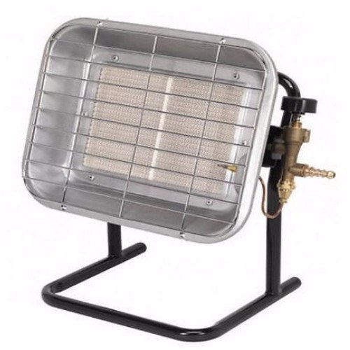 Sealey Space Warmer Propane Heater with Stand 10,250-15,354Btu/hr Sealey Space Warmer Propane Heater with Stand LP14 - Click to view a larger image