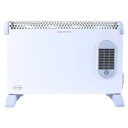 Silent Night 1.8kW Turbo Convector Heater with Timer  - Click to view a larger image