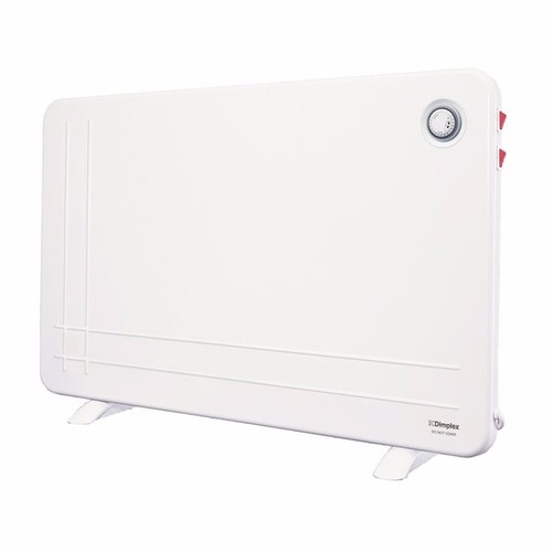 Dimplex 800W Low Energy Wall Mounted Freestanding Panel Heater  - Click to view a larger image