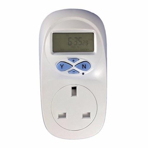 Greenbrook Digital 7 Day 13A Plugin Time Controller