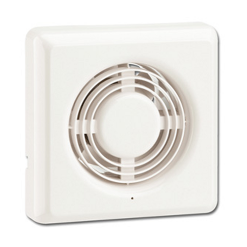 """Bathroom Extractor Fans B Q: Greenbrook 4""""/100mm Axial Extractor Fan With Pull Cord"""