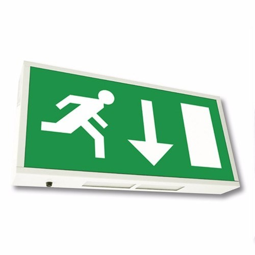 Eterna High Visibility Emergency Exit Sign 1