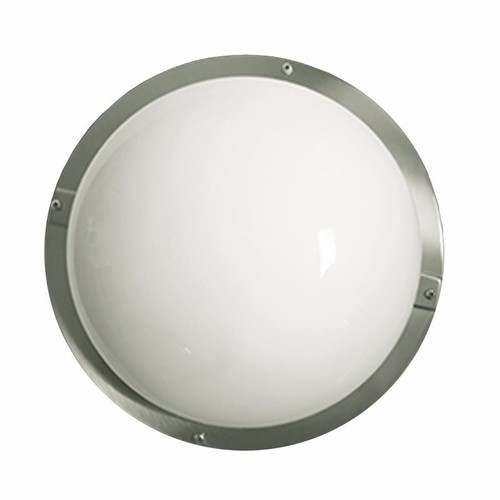 Eterna IP44 16W 2D Low Energy Stainless Steel Fitting Eterna IP44 16W 2D Low Energy Stainless Steel Fitting - Click to view a larger image