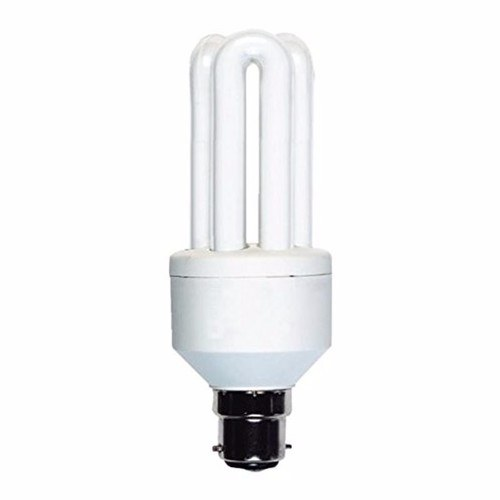Compare prices for Status 11W CFL Bayonet Cap Opal 3U Bulb - Warm White