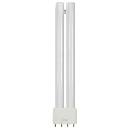 Cheapest price of Bell 18W CFL 2G11 PLL Opal Single Turn Bulb - Cool White in new is £4.25
