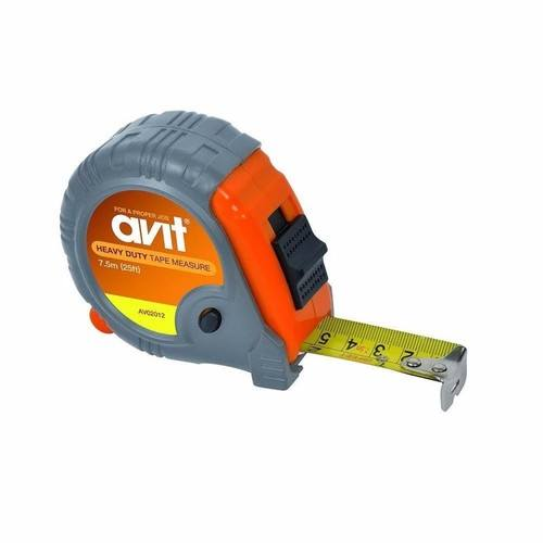 Compare retail prices of Avit Heavy-Duty Contractors Tape Measure 7.5m to get the best deal online