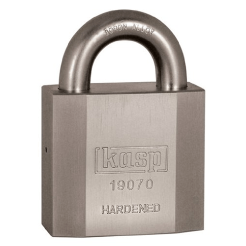 Compare prices for Kasp 70mm Open Shackle High Security Padlock