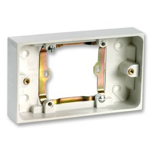 Zexum Single to Double 13A Socket Converter  - Click to view a larger image