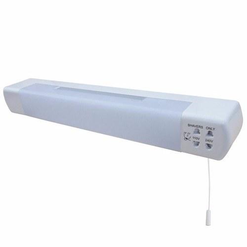 Eterna LED Dual Voltage Shaver Socket Eterna LED Dual Voltage Shaver Socket - Click to view a larger image