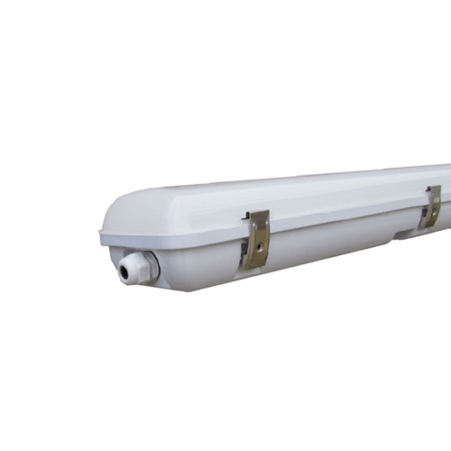 ESR Twin 5Ft Vapour Proof LED Fitting  - Click to view a larger image