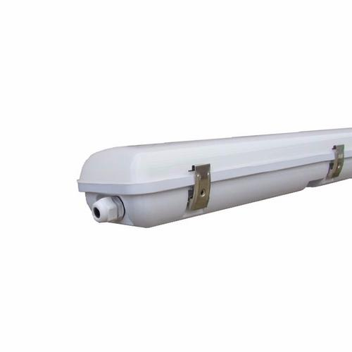 ESR 30w Single 5Ft Vapour Proof  Emergency LED Fitting  - Click to view a larger image