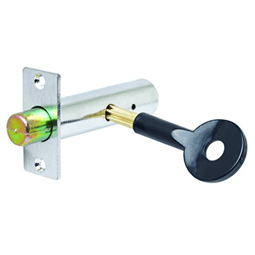 Shed Cabinet Sterling 4 Dial Zinc Plated 110mm Combination Bolt Lock For Door