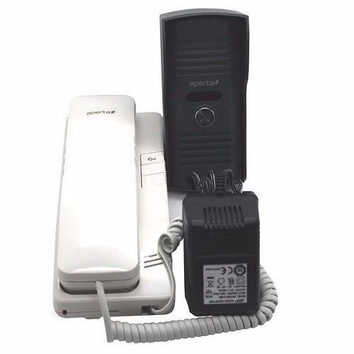 ESP One Way Access Control Intercom Kit ESP One Way Access Control Intercom Kit - Click to view a larger image