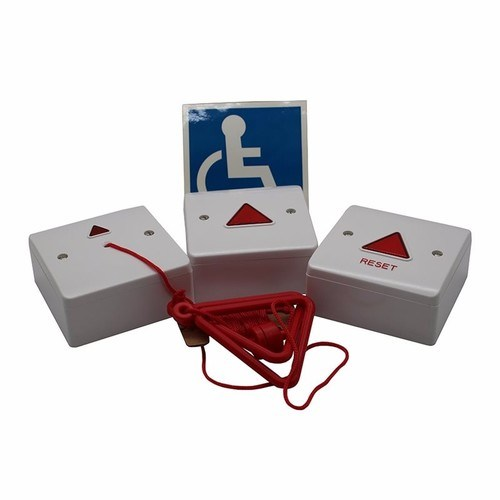 ESP Disabled Toilet Assistance Alarm System ESP Disabled Toilet Alarm System - Click to view a larger image