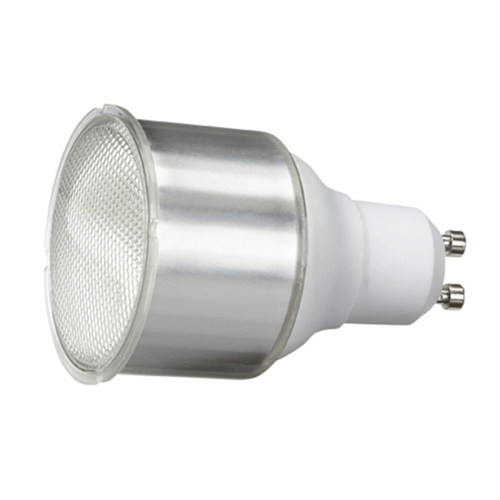 KnightsBridge 11W CFL GU10 Diffused Bulb  - Click to view a larger image