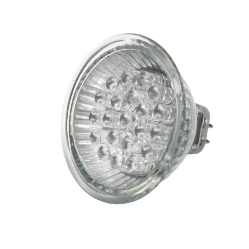 KnightsBridge 1W LED GU5.3 MR16 Bulb  - Click to view a larger image