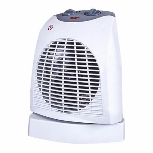 Silent Night 2kw Oscillating Hot And Cool Electric Fan
