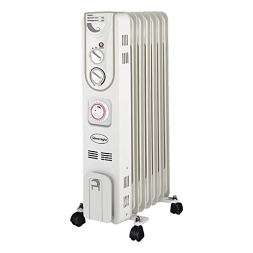 Silent Night 1.5kw Oil Filled Portable Heater  - Click to view a larger image