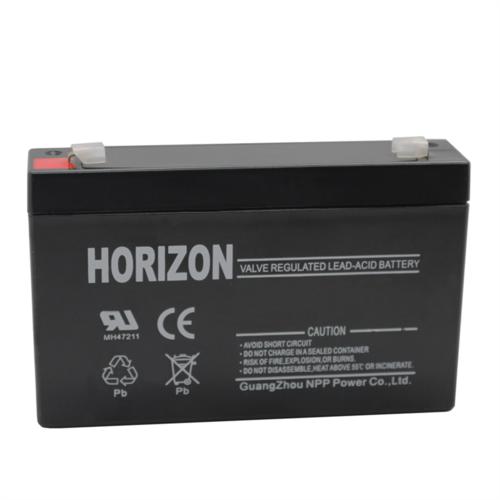 Horizon 12V 2.2Ah Lead Acid Alarm Battery Horizon 12V 2.2Ah Alarm Battery - Click to view a larger image